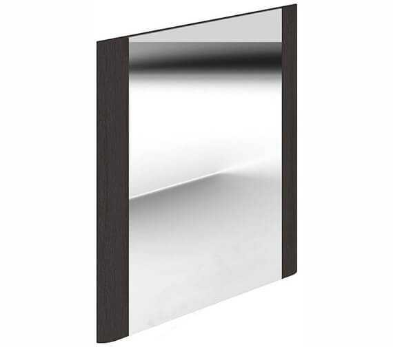 Alternate image of Essential Vermont 450 x 600mm Rectangular Bathroom Mirror