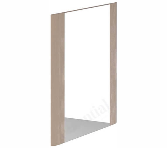 Additional image of Essential Vermont Rectangular Bathroom Mirror - 450 x 600mm