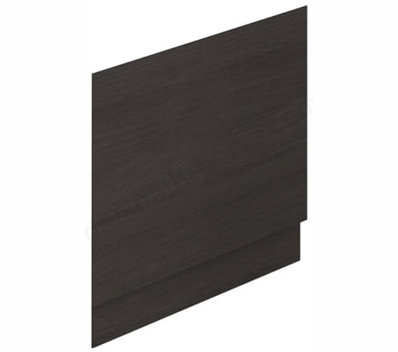 Additional image of Essential Vermont MDF End Bath Panel 700mm