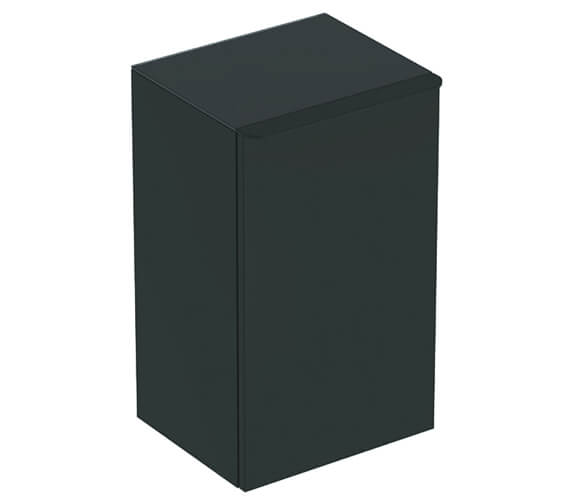Alternate image of Geberit Smyle Square 360 x 326mm Single Door Low Cabinet