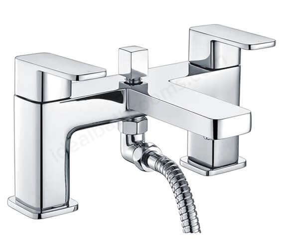 Essential Hadley Sleek Bath Shower Mixer Tap - ET9138