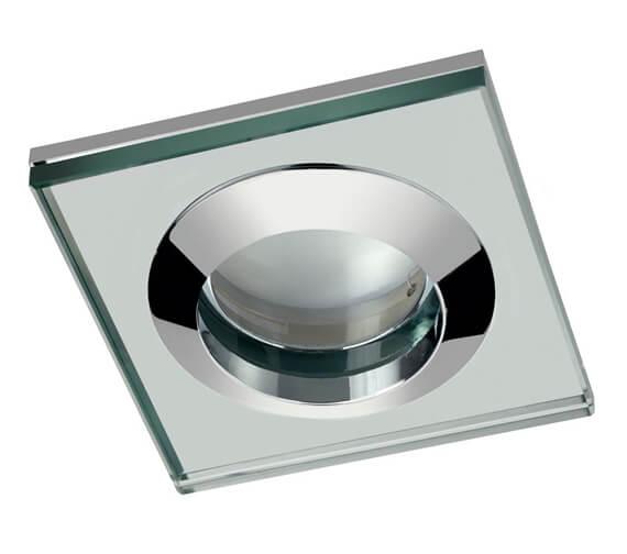 Sensio Fawn 240V Square Glass Shower Light