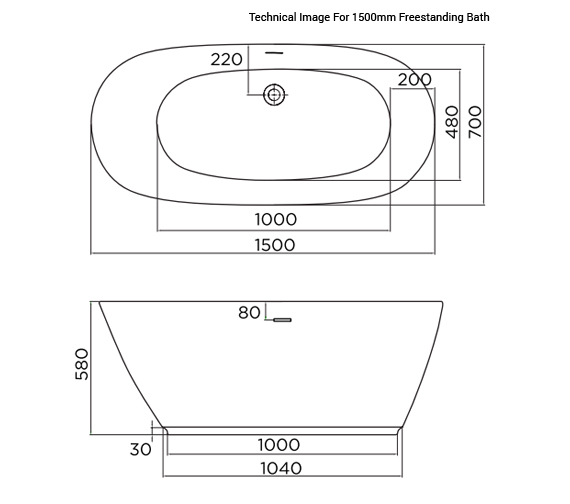 Technical drawing QS-V84215 / 74001-1500D