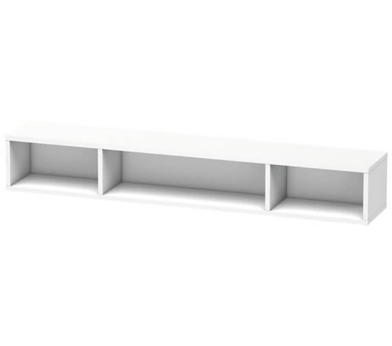 Duravit L-Cube Horizontal 3 Compartments Shelf Element