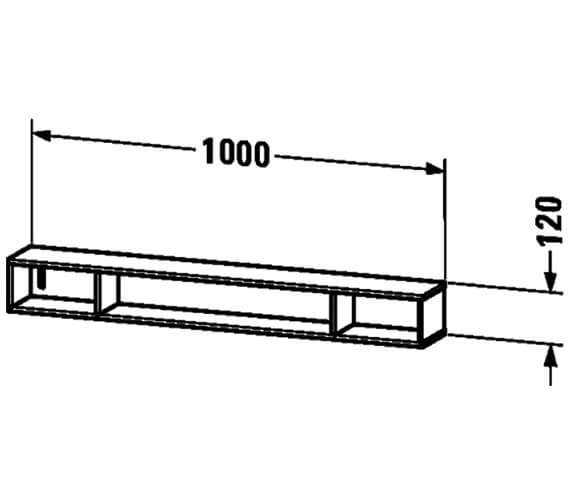 Technical drawing QS-V63437 / LC120001818