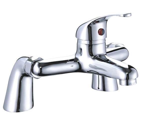 Niagara Conway Chrome Single Handle Bath Filler Tap