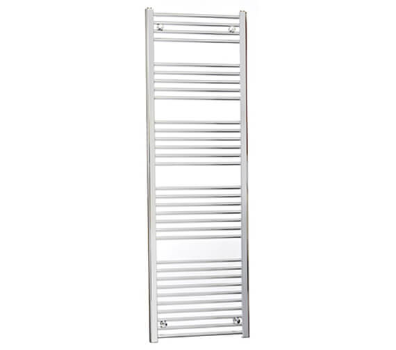 Additional image of Biasi Dolomite 400mm Wide Straight Towel Rail