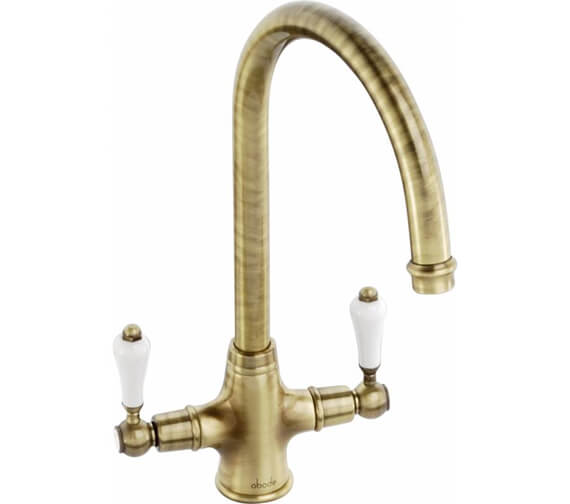 Additional image of Abode Ludlow Monobloc Kitchen Mixer Tap