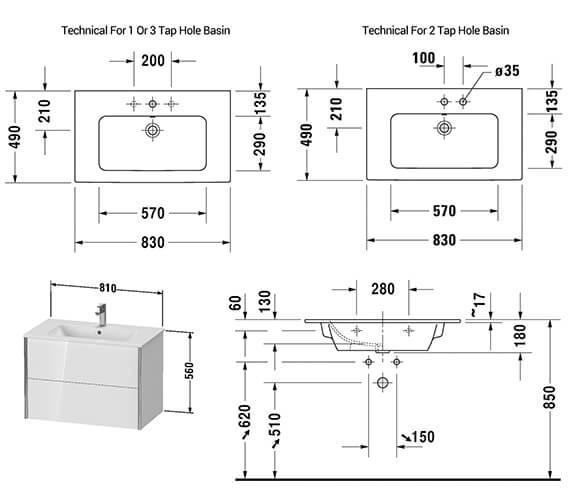 Technical drawing QS-V42537 / XV41250B118