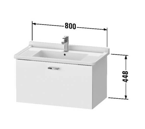 Technical drawing QS-V101253 / XB603505353