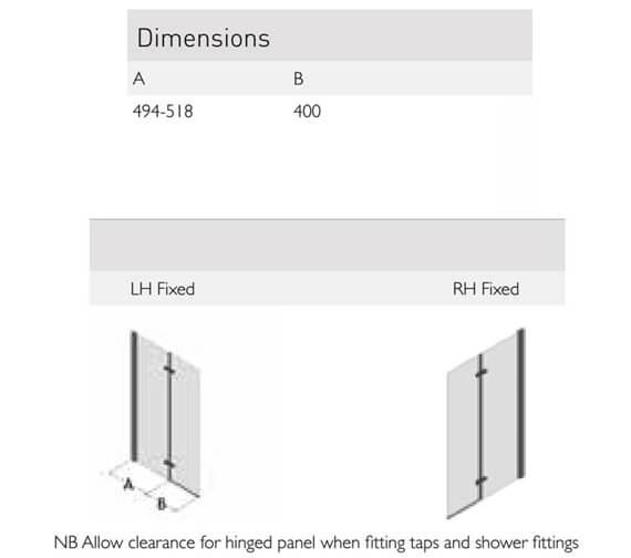 Technical drawing QS-V100152 / SP490-900LHF