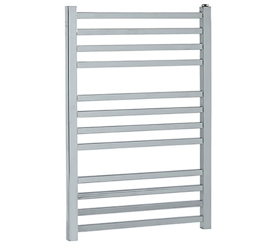 Biasi Gabriella 500mm Square Tubes Towel Rail