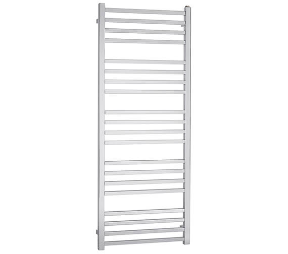 Alternate image of Biasi Gabriella 500mm Square Tubes Towel Rail