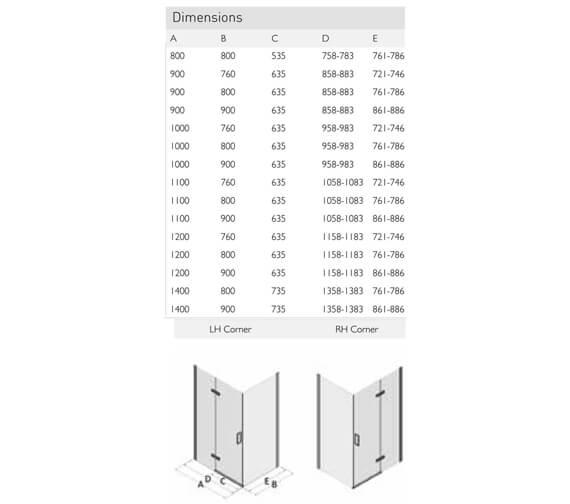Technical drawing QS-V100157 / SP460-8x8LHC