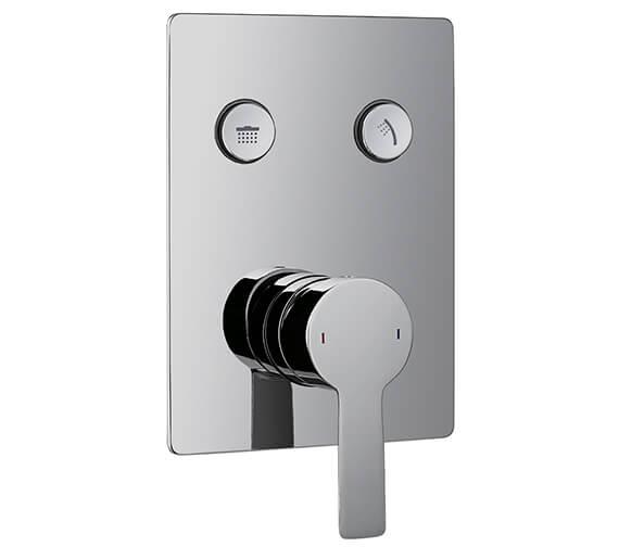 Flova Spring GoClick Concealed Manual Shower Mixer Valve