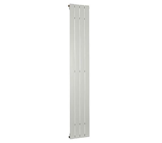 Alternate image of Biasi Lorenza Modern Vertical Double Flat Panel Radiator - 1800mm High