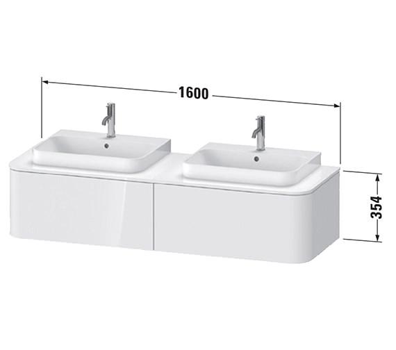 Technical drawing QS-V99196 / HP4936B2222