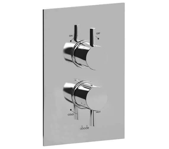 Abode Harmonie Concealed Thermostatic Shower Valve