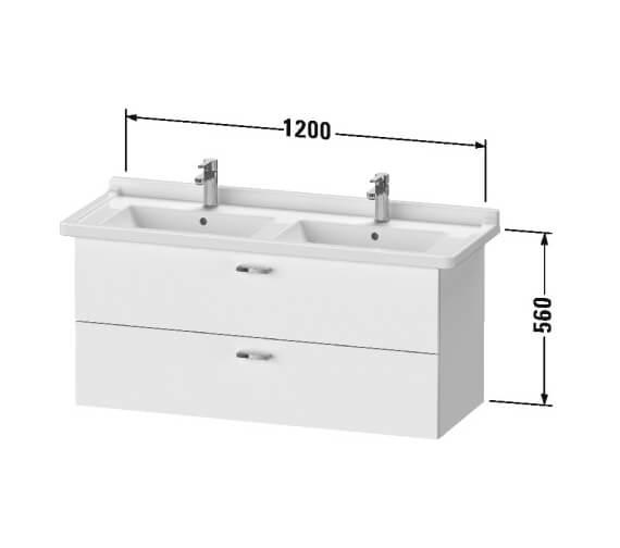 Technical drawing QS-V101256 / XB618805353