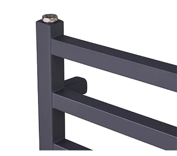 Alternate image of Biasi Luisa 500mm Wide Straight Towel Rail