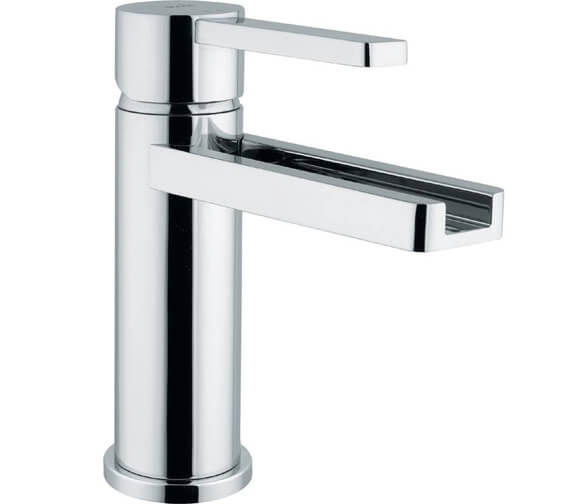 Additional image of Abode Modo Monobloc Deck Mounted Basin Mixer Tap