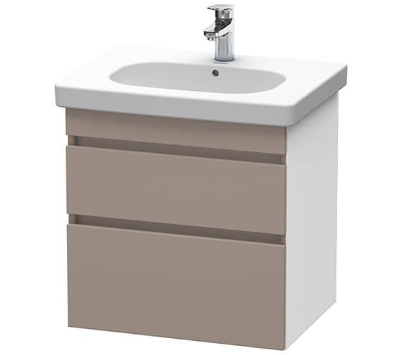 Duravit DuraStyle 600mm Vanity Unit With 650mm Basin