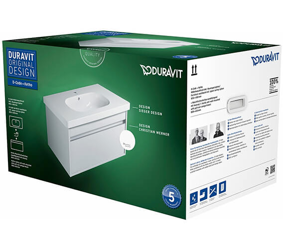 Additional image of Duravit  KT006201818