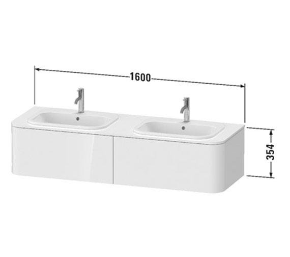 Technical drawing QS-V99202 / HP4956B2222
