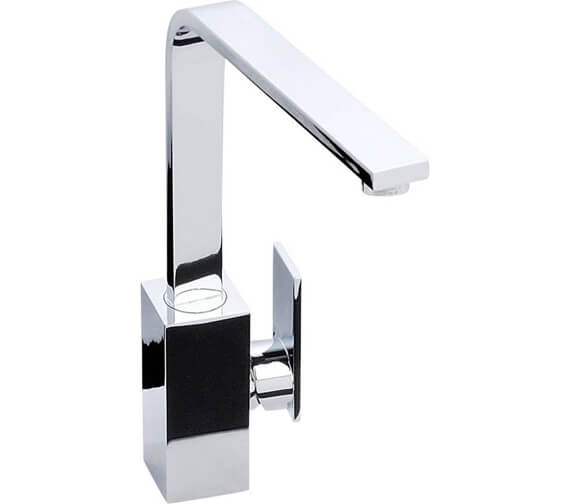 Abode New Media Single Lever Kitchen Mixer Tap