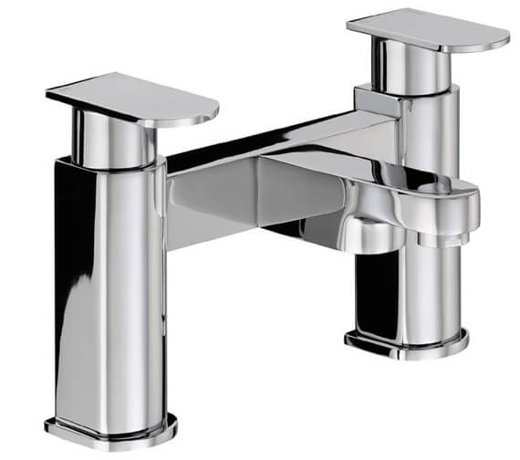 Abode Rapture Deck Mounted Bath Filler Tap