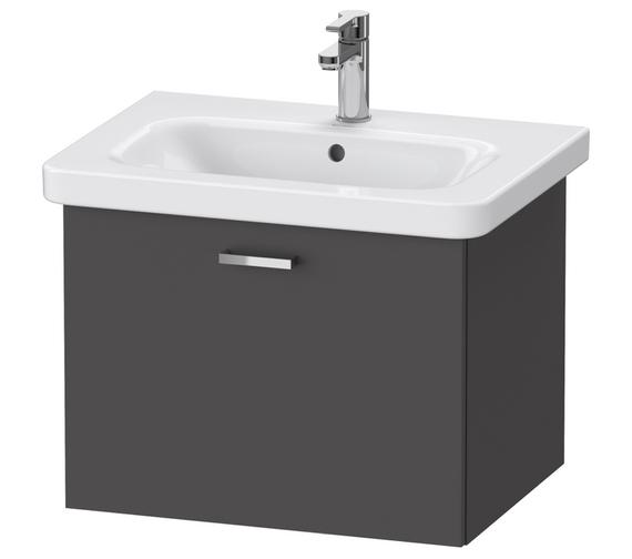 Duravit XBase 1 Drawer Vanity Unit For DuraStyle Basin