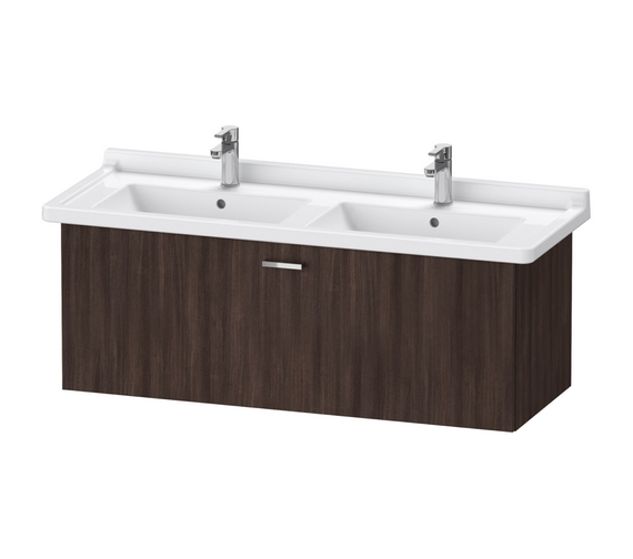 Duravit XBase 1200mm Vanity Unit With 1 Pull Out Compartment For Starck 3 Basin