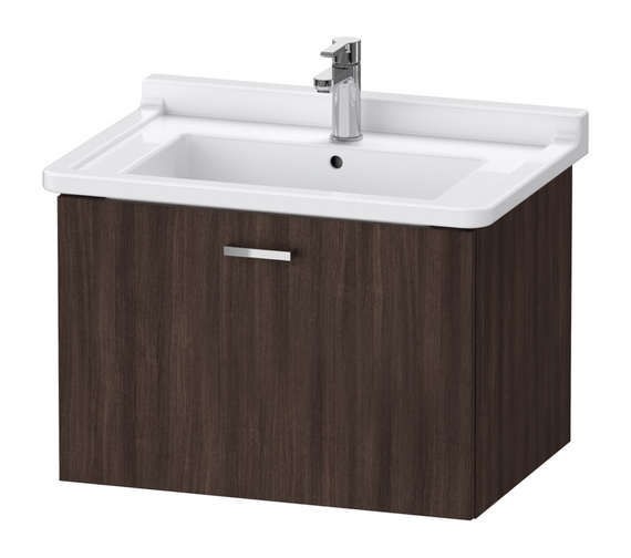 Duravit XBase 1 Pull-Out Compartment Vanity Unit For Starck 3 Basin