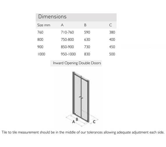 Technical drawing QS-V100160 / SP462-760