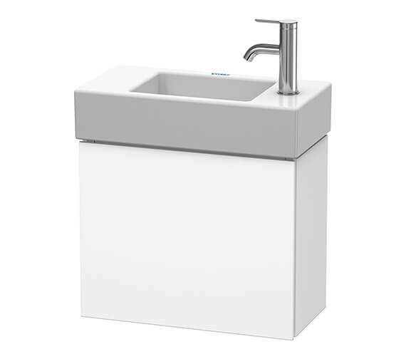 Duravit L-Cube 480 x 240mm 1 Door Vanity Unit For Me By Vero Air Basin