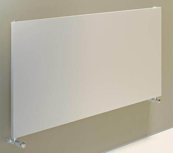 Biasi Julietta Horizontal Flat Design Plan Radiator - 600mm High