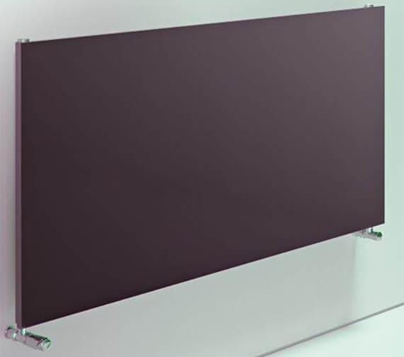 Alternate image of Biasi Julietta Horizontal Flat Design Plan Radiator - 600mm High
