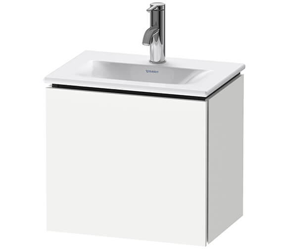 Duravit L-Cube 440 x 400mm Wall Mounted Vanity Unit For Viu Basin