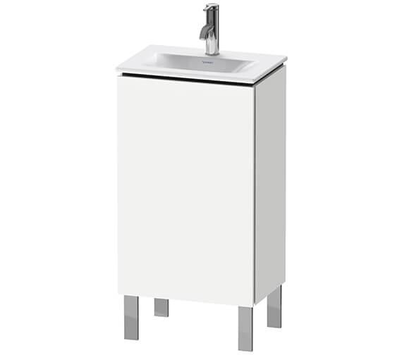Duravit L-Cube 440 x 704mm Floor Standing Vanity Unit For Viu Basin