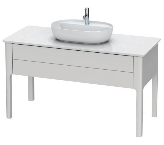 Duravit Luv 1338 x 570mm 1 Compartment Vanity Unit