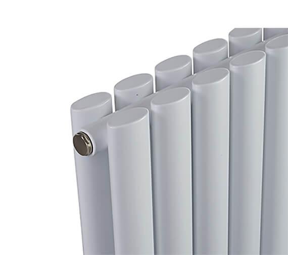 Alternate image of Biasi Sofia 600mm High Double Vertical Tube Radiator
