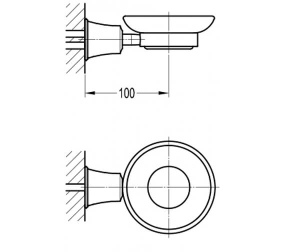 Technical drawing QS-V101031 / LI8987