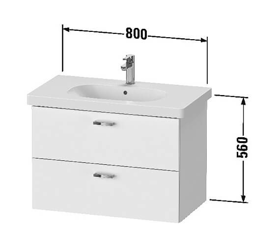 Technical drawing QS-V101247 / XB618901818