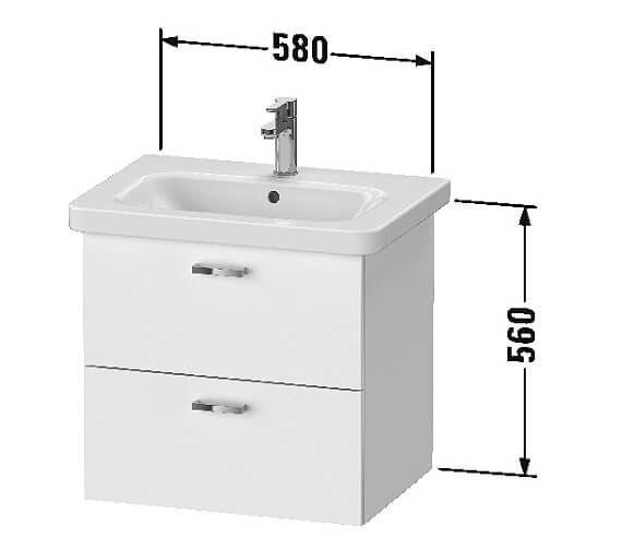 Technical drawing QS-V101250 / XB619504949