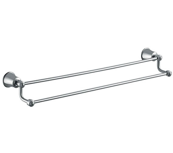 Flova Liberty Double Towel Bar