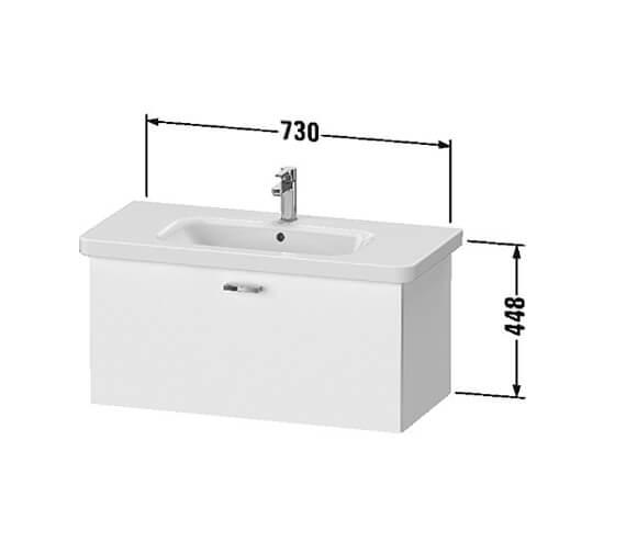 Technical drawing QS-V101249 / XB607504949