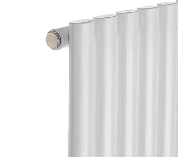 Additional image of Biasi Sofia Single Vertical Tube Radiator - 1800mm High