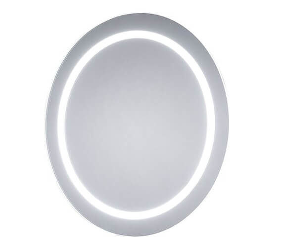 Sensio Aria 500mm Round Diffused LED Mirror