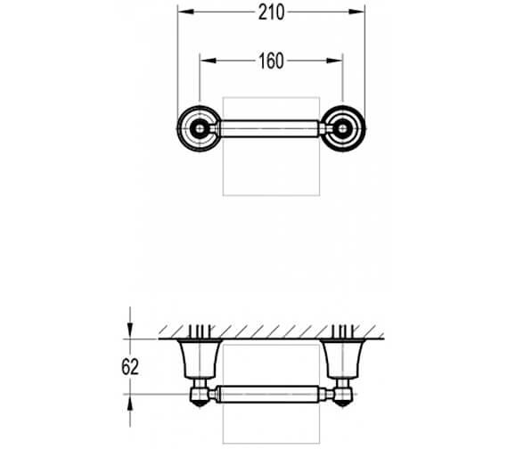 Technical drawing QS-V101025 / LI8989B