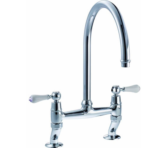 Abode Ludlow Bridge Kitchen Mixer Tap
